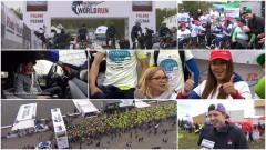 """Malborska Grupa """"Jedyna Taka"""" wzięła udział w biegu """"Wings for Life World Run"""" - 07.05.2017"""