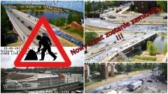 Malbork: Nowy most zostanie zamknięty. Ruch na starej nitce zostanie przywrócony na początku czerwca – 15.05.2017