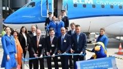 Ruszyła trasa Gdańsk - Amsterdam linii KLM - 15.05.2017