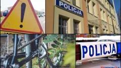 Pięciu nietrzeźwych rowerzystów. Paliła się sterta opon na nieużytku. Weekendowy raport sztumskich służb mundurowych – 22.05.2017