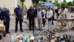 Sztumski Jarmark Staroci. Starodawne eksponaty na kilkunastu kramach – 28.05.2017