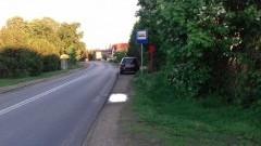 """""""Nowy miejski autobus"""" (?) Mistrzowie(nie tylko)parkowania w Nowej Wsi Malborskiej - 02.06.2017"""