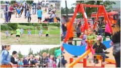 Dzień Dziecka - otwarcie siłowni NESTLE w Dzierzgoniu – 02.06.2017
