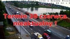 30 czerwca nie będzie zakończenia prac. Nie pojedziemy wszystkimi pasami na starym i nowym moście w Malborku - 29.06.2017