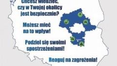 Sztumscy policjanci zachęcają do korzystania z Krajowej Mapy Zagrożeń Bezpieczeństwa - 07.07.2017