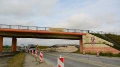 Zmiana w organizacji ruchu wiadukt do Kmiecina, droga S7 - 25.07.2017