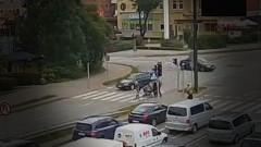 O włos od tragedii na pasach w Malborku. Prawie potrącił dziecko - 27.07.2017