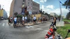 """Dzierzgoń : Relacja rajdu rowerowego """"Akcja Reakcja"""" - 01.08.2017 r."""