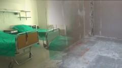 Remont na oddziale chirurgicznym sztumskiego szpitala – 07.08.2017