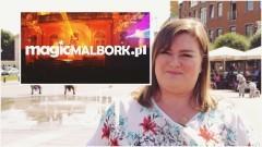 Aleksandra Kapejewska o programie Magic Malbork 2017. Spędź magiczny czas w magicznym mieście! 11-12 sierpnia - Zobacz co w programie!