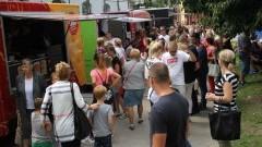 Pierwszy w Dzierzgoniu Piknik Smaków-Zjazd Food Trucków za nami - 13.08.2017