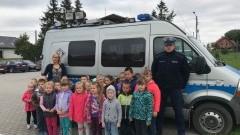 O bezpieczeństwie w Szkole Podstawowej w Szropach – 25.09.2017