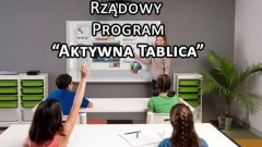 """Szkoły Podstawowe z Dzierzgonia i Bągarki otrzymały dofinansowanie w ramach programu """"Aktywna Tablica""""! - 05.10.2017"""