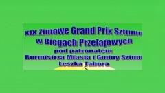 Sztum : Zapraszamy na XIX Zimowe Grand Prix Sztumu w Biegach Przełajowych - 16.12.2017