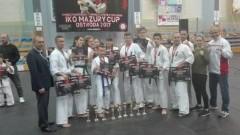 Sukcesy Malborskiego Klubu Kyokushin Karate na I Międzynarodowym Turnieju Karate Kyokushin IKO Mazury Cup Ostróda 2017 - 03.11.2017