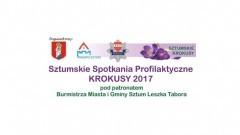 Zapraszamy na sztumskie spotkanie profilaktyczne - Krokusy 2017 - 16.11.2017
