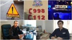 Uciekał przed policją, kierując po narkotykach. Pożar budynku produkcyjnego w Dzierzgoniu. Weekendowy raport sztumskich służb mundurowych – 05.12.2017
