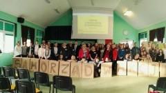I Forum Samorządów Uczniowskich z udziałem Burmistrz Dzierzgonia Elżbiety Domańskiej - 01.12.2017