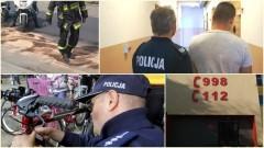 Chciał okraść spożywczak, ale zatrzymał go policjant po służbie... Weekendowy raport sztumskich służb mundurowych – 11.12.2017