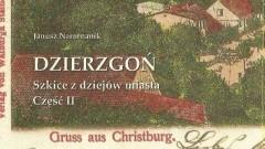 Zapraszamy na promocje książki Janusza Namenanika w Dzierzgoniu - 18.12.2017