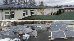 Sztum: Panele słoneczne za 290 tys. zł. na budynkach SP nr 1 i SCK – 21.12.2017