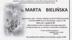 Zmarła Marta Bielińska. Żyła 90 lat