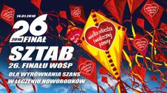 Sztum: Zapraszamy do udziału w zbiórce Wielkiej Orkiestry Świątecznej Pomocy - 14.01.2018