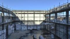 Gm. Sztum: Postępuje budowa nowej sali sportowej w Gościszewie – 15.01.2018