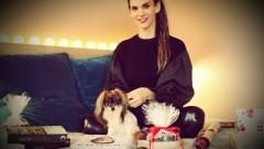 """Zapraszamy na spotkanie literackie z Małgorzatą Oliwią Sobczak oraz jej najnowszą książką """"Ona i dom, który tańczy"""" - 22.02.2018"""