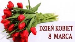 Życzenia Burmistrz Dzierzgonia z okazji Dnia Kobiet - 8.03.2018