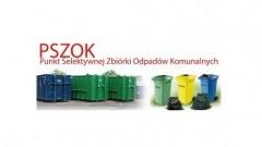 Gmina Dzierzgoń : Informacja Punktu Selektywnej Zbiórki Odpadów Komunalnych w Miniętach