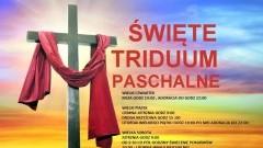 Już dziś droga krzyżowa ulicami Sztumu. Plan mszy i nabożeństw Wielkiego Tygodnia w kościele Św. Andrzeja Boboli