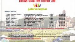 Zapraszamy wszystkich biegaczy na Grand Prix Kociewia!