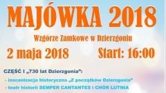 Dzierzgoń: Moc atrakcji na majówkę. Koncert Andrzeja Rybińskiego i zespół RMS. Program na kolejne dni