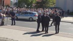 Sztumscy policjanci zabezpieczali wizytę prezydenta. To był ważny test