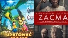 Kino Żuławy w Nowym Dworze Gdańskim zaprasza dzieci i dorosłych na czwartkowe seanse