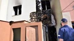 2-letnie dziecko oraz starszy mężczyzna ofiarami pożaru tczewskiej kamienicy. Służby ewakuowały 21 osób.