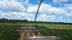 Modernizujemy most nad Kanałem Uśnickim