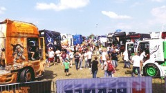 Show Truck Pomorze, czyli parada najpiękniejszych ciężarówek po raz pierwszy w Nowym Stawie
