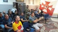 Kandydaci do Wojsk Obrony Terytorialnej zapoznali się z miejscem pełnienia służby