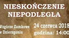 Nieskończenie Niepodległa : Zapraszamy na festyn z okazji 100 lat niepodległej Polski w Dzierzgoniu