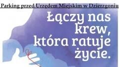 Możesz uratować życie - przyłącz się do akcji poboru krwi w Dzierzgoniu