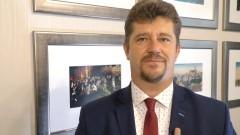 Burmistrz Marek Charzewski zaprasza na Oblężenie Malborka.