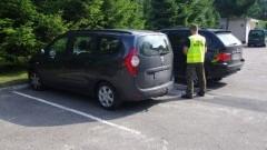 Kupili przez Internet skradzione auta. BMW X5 i Dacia Lodgy zatrzymane przez Straż Graniczną.
