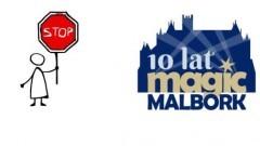 Magic Malbork 2018: Uwaga! Zmiana organizacji ruchu drogowego w mieście.