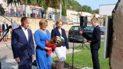 Uroczystości 79. rocznicy wybuchu II Wojny Światowej w Dzierzgoniu