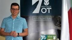 Naczelnik Oddziałowego Biura Edukacji Narodowej IPN w Gdańsku kandydatem do Terytorialnej Służby Wojskowej