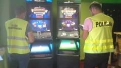 Nowy Dwór Gdański: Zabezpieczono 9 nielegalnych automatów do gier o wartości ok. 100 tys. zł