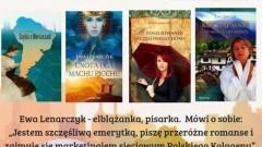 Zapraszamy na spotkanie autorskie z pisarką Ewą Lenarczyk w Dzierzgoniu