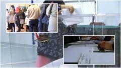 Wybory samorządowe 2018. Mieszkańcy Dzierzgonia oddają głos w wyborach